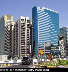 Photo of Abu Dhabi, UAE