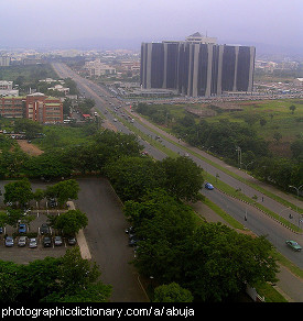 Photo of Abuja, Nigeria