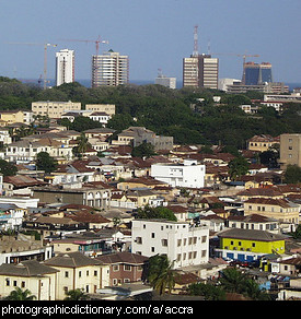 Photo of Accra, Ghana