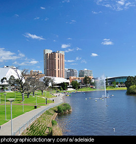 Photo of Adelaide, South Australia