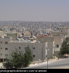 Photo of Amman, Jordan