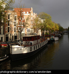 Photo of Amsterdam, Netherlands