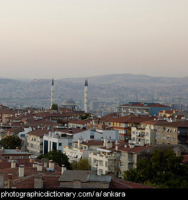 Photo of Ankara, Turkey