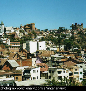 Photo of Antananarivo