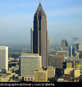 Photo of Atlanta, Georgia