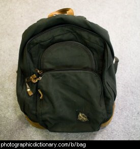 Photo of a bag