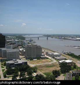 Photo of Baton Rouge, Louisiana