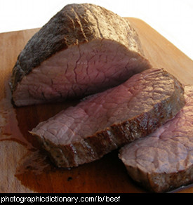 Photo of roast beef