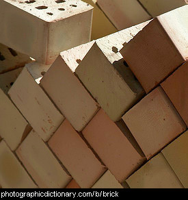 Photo of bricks