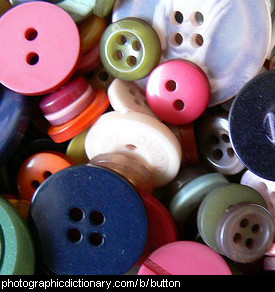 Photo of some buttons.