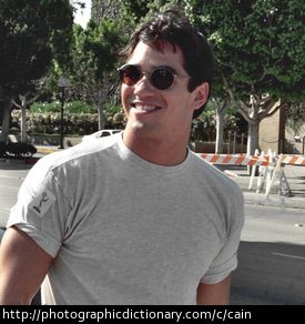 Photo of actor Dean Cain