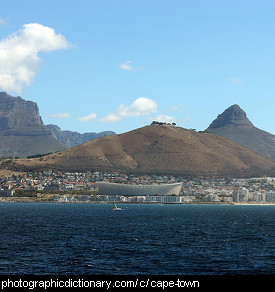 Photo of Cape Town, South Africa