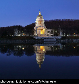 Photo of Charleston, West Virginia
