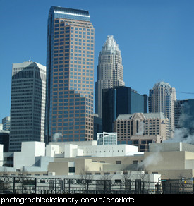 Photo of Charlotte, North Carolina