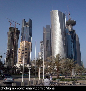 Photo of Doha, Qatar