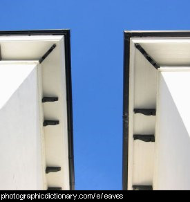 Photo of some eaves