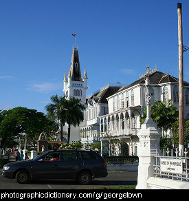 Photo of Georgetown, Guyana