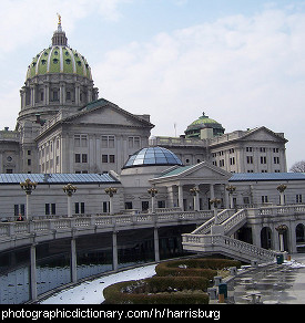 Photo of Harrisburg, Pennsylvania