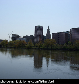Photo of Hartford, Connecticut