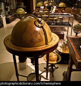 Photo of globes