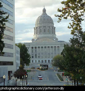 Photo of Jefferson City, Missouri