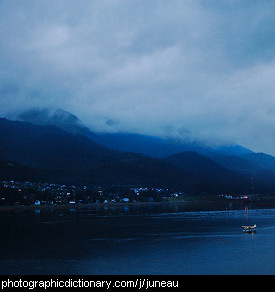 Photo of Juneau, Alaska