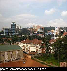 Photo of Kampala, Uganda