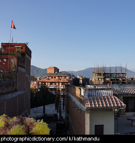 Photo of Kathmandu, Peru