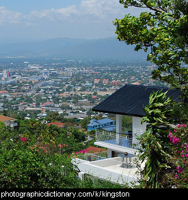 Photo of Kingston, Jamaica