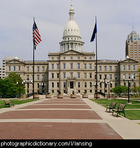 Photo of Lansing, Michigan