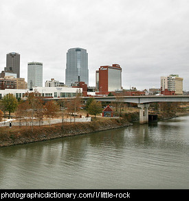 Photo of Little Rock, Arkansas