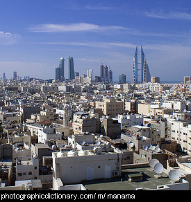 Photo of Manama, Bahrain