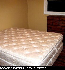 Photo of a mattress