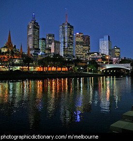 Photo of Melbourne, Australia