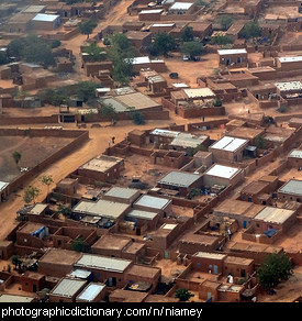 Photo of Niamey, Niger