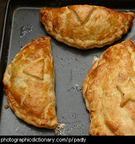 Photo of pasties