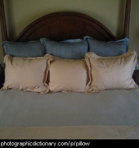 Photo of pillows