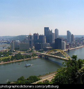 Photo of Pittsburg, Pennsylvania