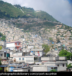 Photo of Port-au-Prince, Haiti