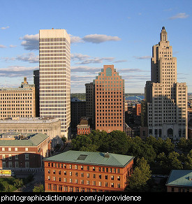 Photo of Providence, Rhode Island