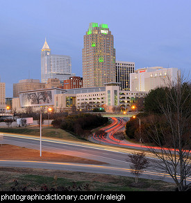 Photo of Raleigh, North Carolina