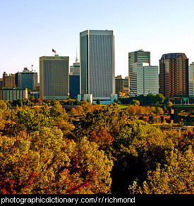 Photo of Richmond, Virginia