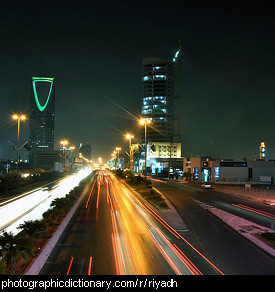 Photo of Riyadh, Saudi Arabia