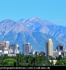Photo of Salt Lake City