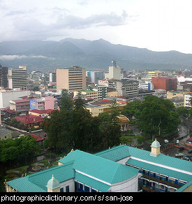 Photo of San José, Costa Rica