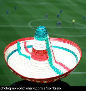Photo of a sombrero