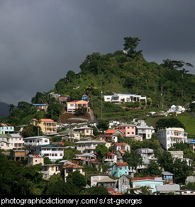 Photo of St George's, Grenada