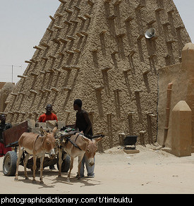 Photo of Timbuktu