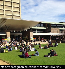 Photo of UNSW Australia, Kensington campus