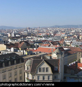 Photo of Vienna, Austria